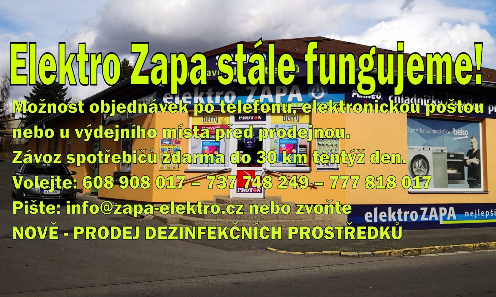 Elektro ZAPA